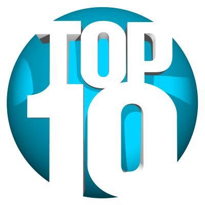 TOP 10 OF 2012