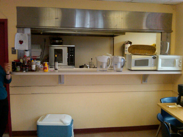 LPNS kitchen