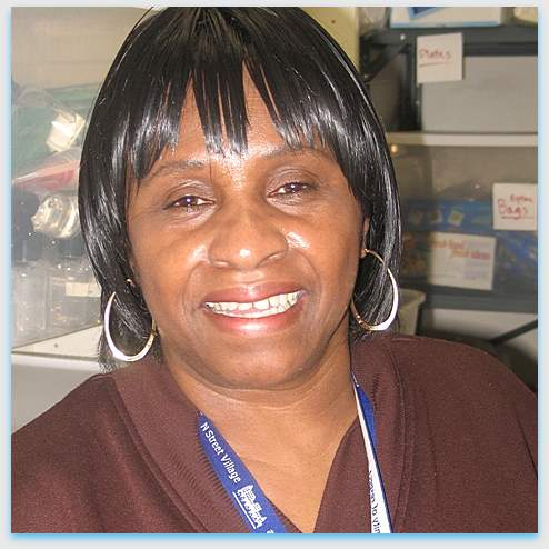 Muriel Drago-Program Assistant Bethany Women's Center-001