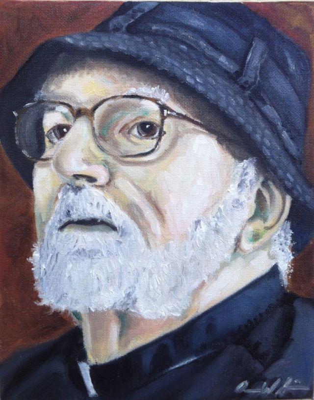 Pastor John Portrait