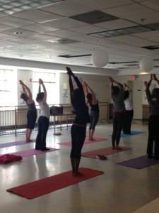 volunteer yoga pic 2