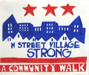 N Street Village Strong
