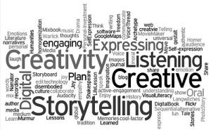 storytelling wordle